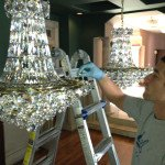 rengöring av kristallkronor - så gör du det bäst
